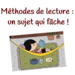 Méthodes de lecture: un sujet qui fâche !