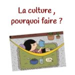 La culture, pourquoi faire ?