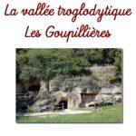 En visite dans la vallée troglodytique des Goupillières