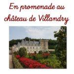 Au château de Villandry
