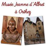 Le Musée Jeanne d'Albret à Orthez