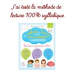 """""""Les loulous"""" de Larousse : une méthode de lecture 100% syllabique"""